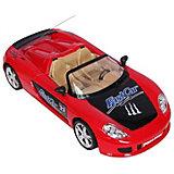"""Радиоуправляемая машинка Mioshi Tech """"Fast Car"""", красно-чёрная"""