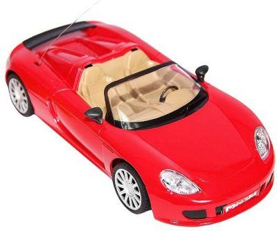 """Радиоуправляемая машинка Mioshi Tech """"Fast Car"""", красная"""