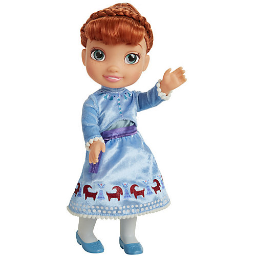 """Кукла Jakks Pacific """"Олаф и холодное приключение"""" Анна, 38 см от Jakks Pacific"""