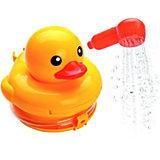 """Развивающая игрушка-душ Жирафики """"Утенок"""" для купания"""