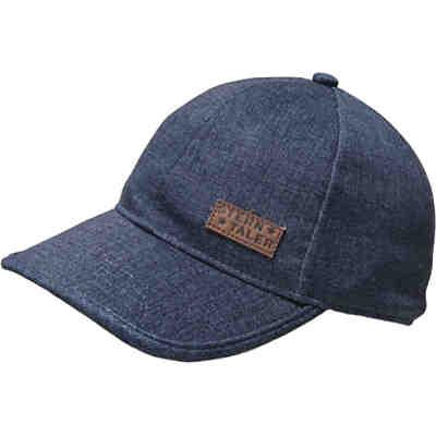 Döll Baseballmütze Baby Jungen Jeans Mütze blau Baseball Cap Baumwolle UV-Schutz