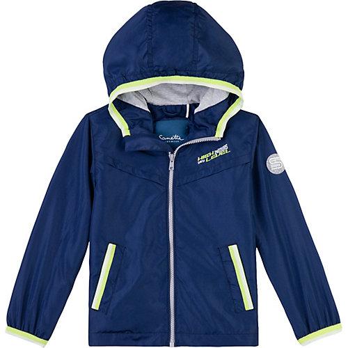 Sanetta Kidswear Übergangsjacke Gr. 98 Jungen Kleinkinder | 04055502861358