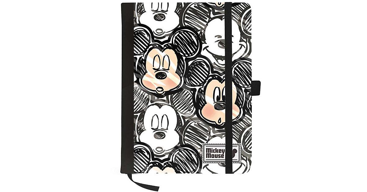 Disney · Tagebuch mit Stifthalter & Gummiverschluss A5