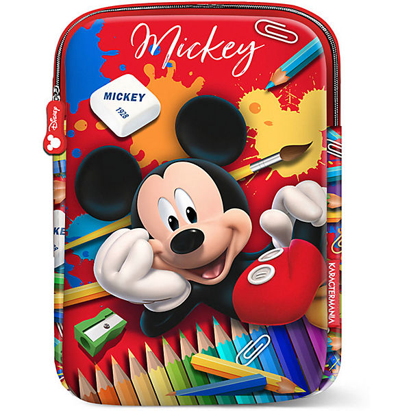 Tablettasche Mickey Mouse Crayons