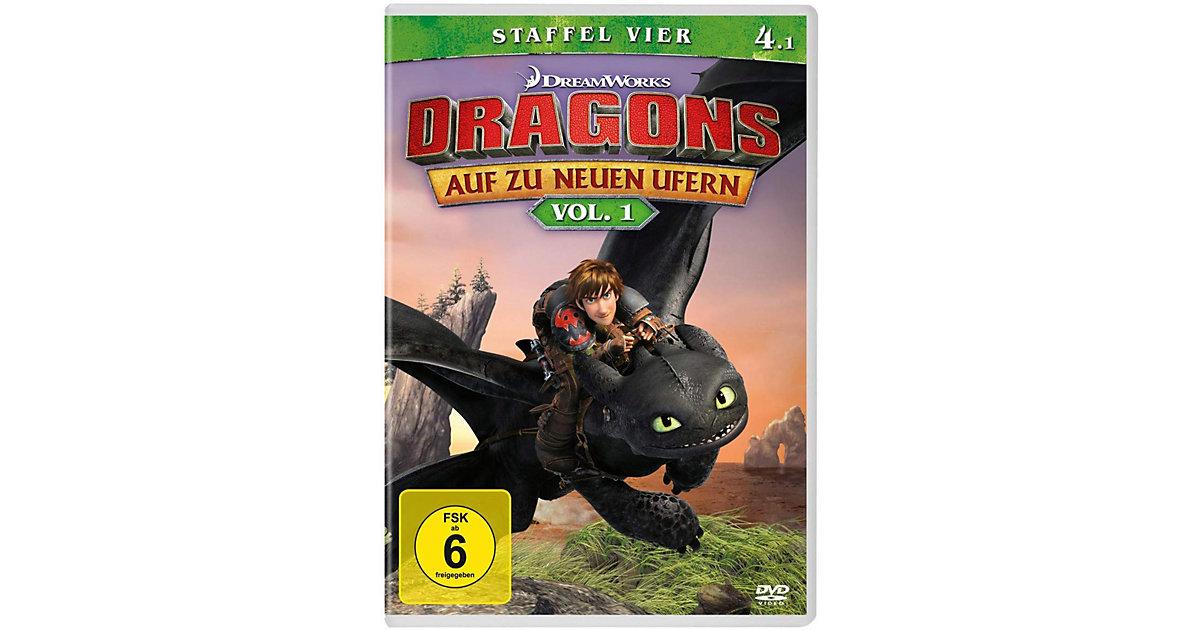 DVD Dragons: Auf zu neuen Ufern 4.1 Hörbuch
