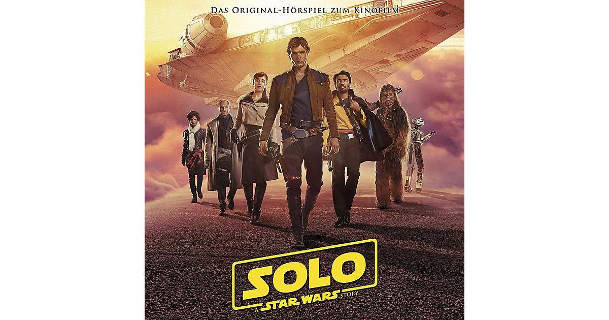 CD Solo: A Star Wars Story (Filmhörspiel) Hörbuch