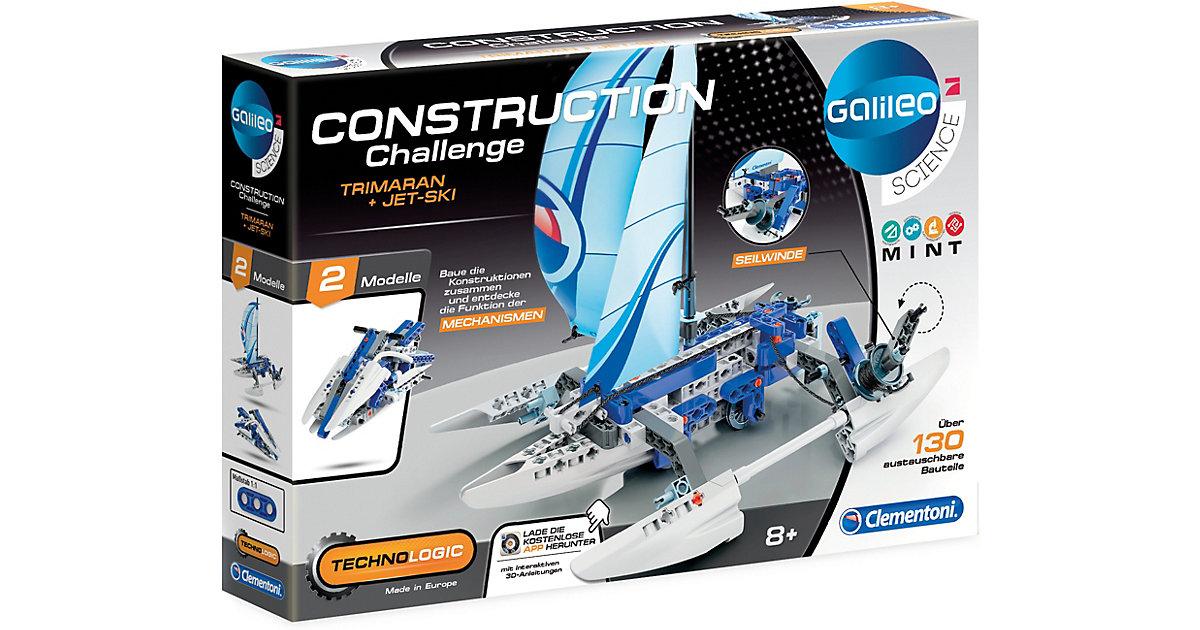 Galileo Construction Challenge - Trimaran + Jetski