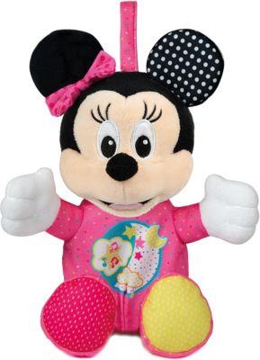 Baby Minnie Leucht-Plüsch