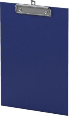 "Планшет с зажимом ErichKrause ""Standard"" А4, синий"