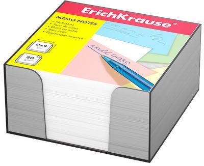 Бумага настольная ErichKrause, белая, в пластиковом контейнере