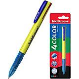 "Шариковая ручка ErichKrause ""4 Color"", 4 цвета"