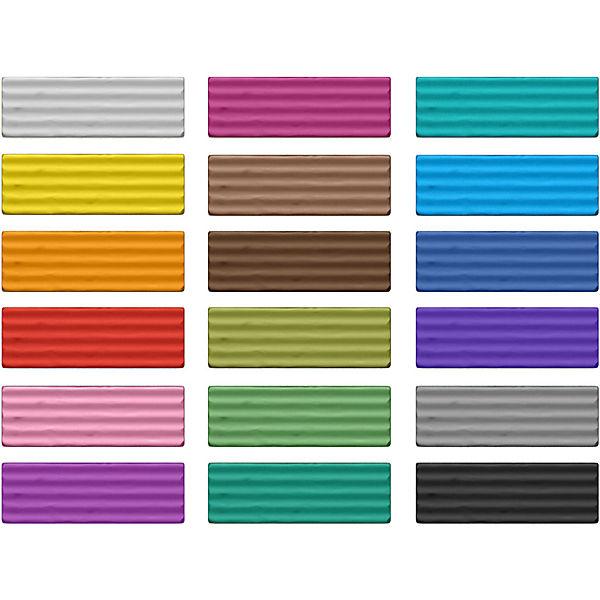 "Классический пластилин ErichKrause ""ArtBerry"" с алоэ вера, 18 цветов, 270 г"