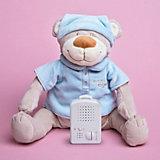 Игрушка для сна Doodoo Мишка Мартин, голубая