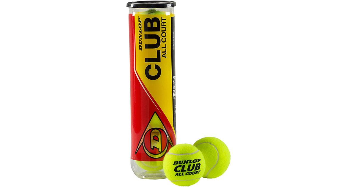 Tennisball Club Allcourt gelb