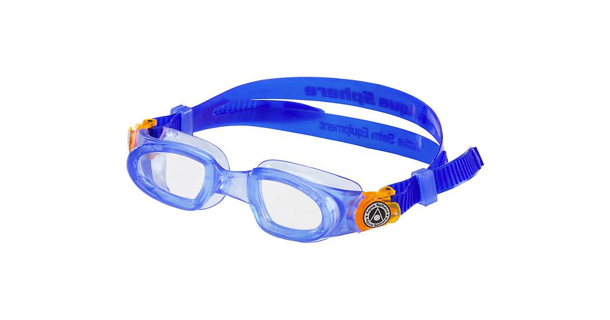 Schwimmbrille Moby Kid, blau Jungen Kinder