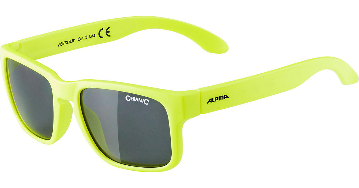 ALPINA · Sonnenbrille mitzo neon yellow