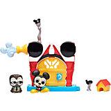 """Игровой набор Moose """"Disney Doorables"""" Микки Маус и друзья, 2 фигурки"""
