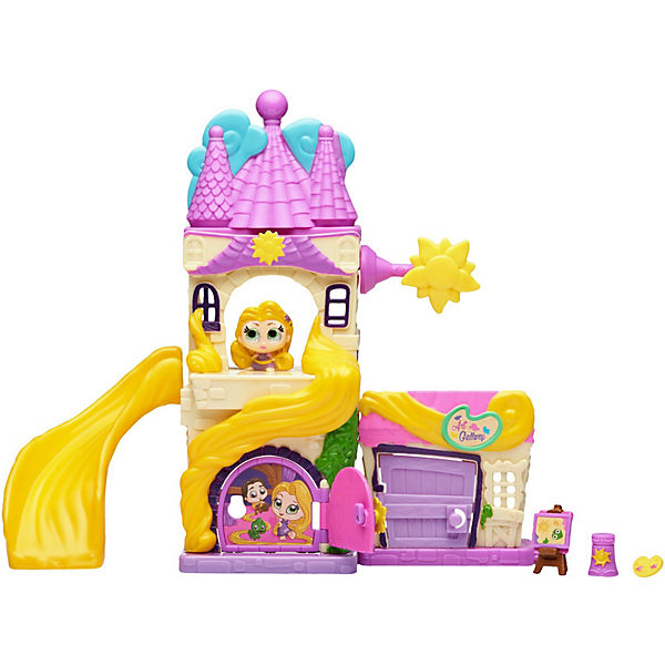 DOORABLES S1 RAPUNZEL PLAYSET
