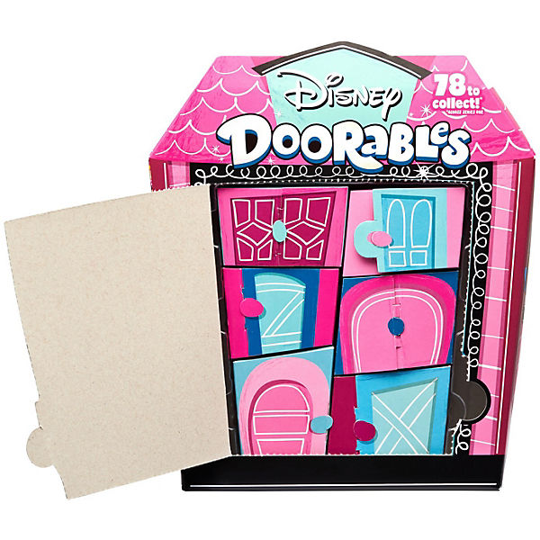 """Мульти набор Moose """"Disney Doorables"""", 5 фигурок"""