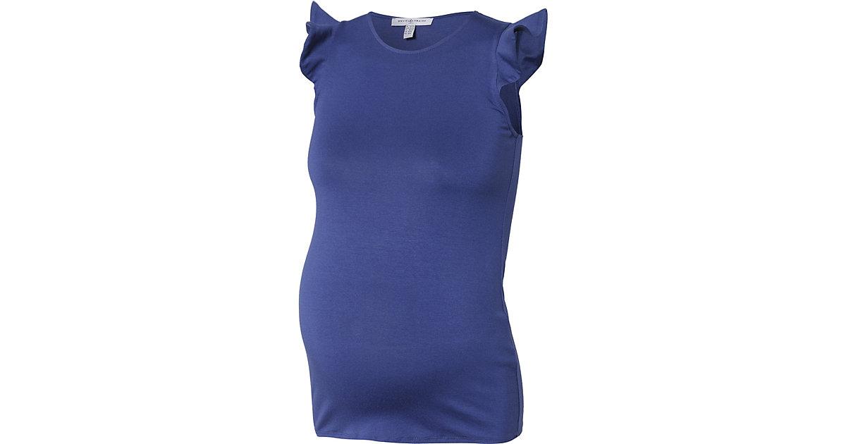 Umstandsshirt AURORE blau Gr. 44/46 Damen Kinder