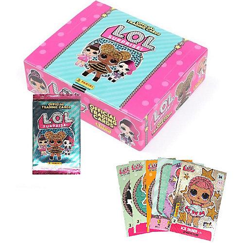 Бокс Panini LOL Surprise, 24 пакетика по 6 карточек от Panini