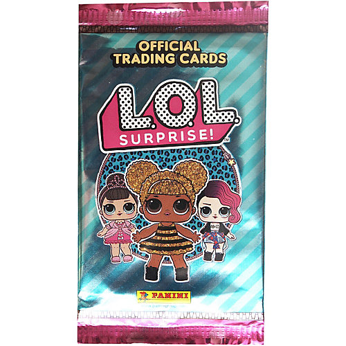 Карточки Panini LOL Surprise, 1 пакетик - 6 карточек от Panini