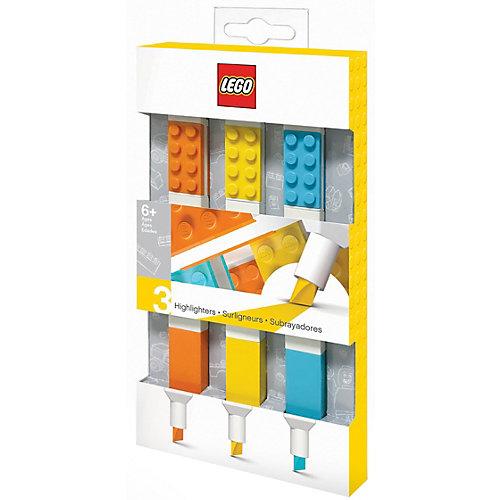 Набор цветных маркеров LEGO,3 шт. от LEGO