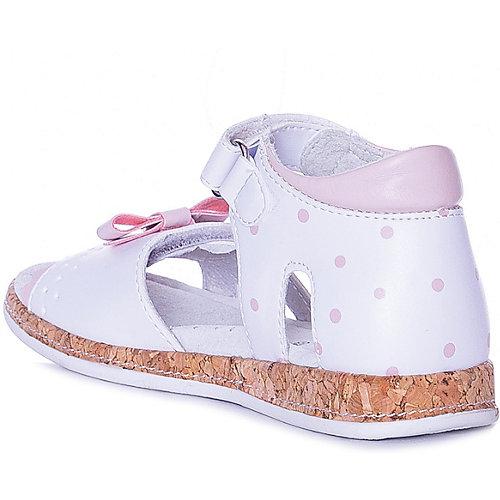 Сандалии Mursu - розовый/белый от MURSU