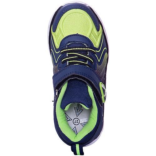 Кроссовки Mursu - синий/зеленый от MURSU
