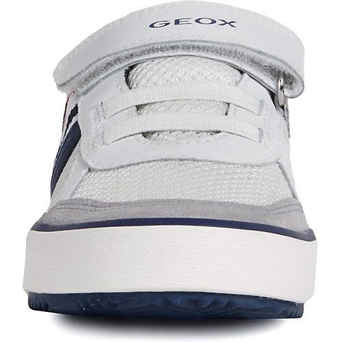 Кеды GEOX - белый/серый от GEOX