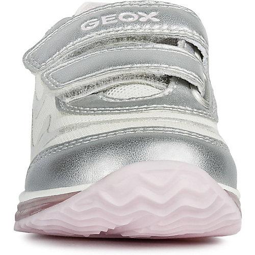 Кроссовки GEOX - серебряный от GEOX