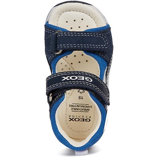 Сандалии GEOX - темно-синий от GEOX