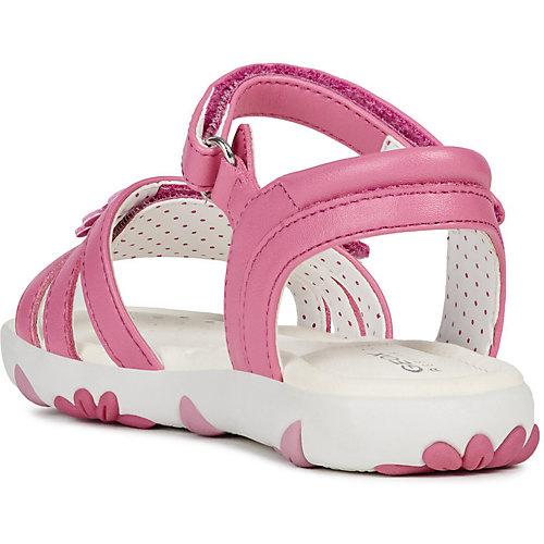 Сандалии GEOX - розовый от GEOX