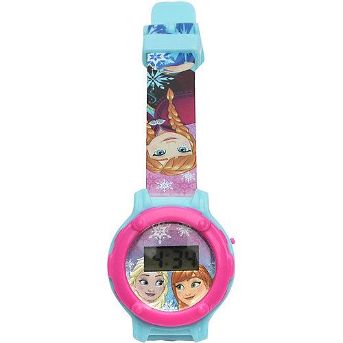 Электронные наручные часы Disney Холодное сердце - голубой от Kids Euroswan