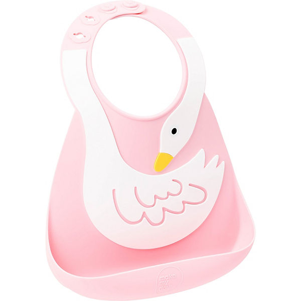 Нагрудник Baby Bib Swan