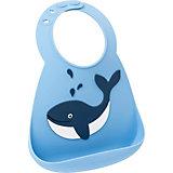 Нагрудник Baby Bib Whale