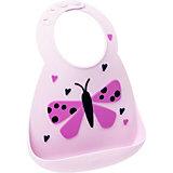 Нагрудник Baby Bib Butterfly