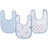 "Слюнявчики Aden+anais ""Little bibs"", 3 штуки"