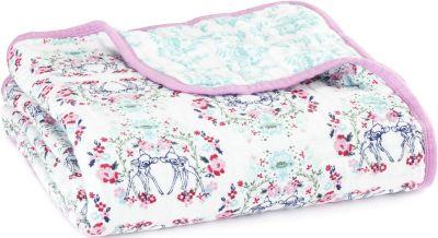 Одеяло из муслина Aden+anais 120х120 см