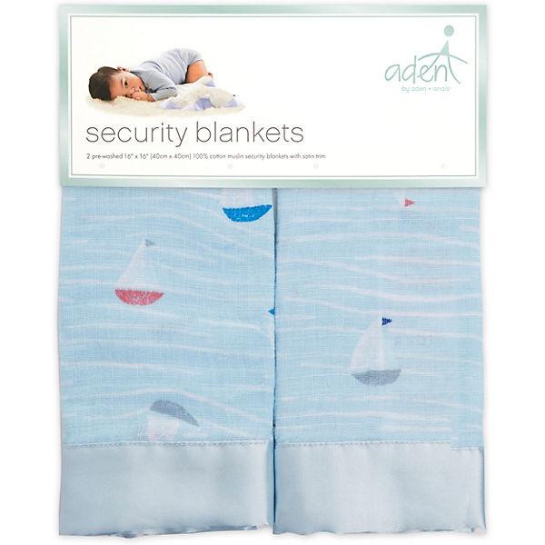 """Набор полотенец Aden+anais """"Security blankets"""" 2 штуки"""