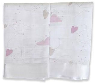 Полотенце Aden+anais для лица 40х40 см