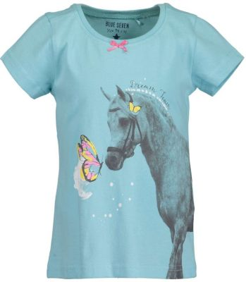 MädchenPferdBlue Seven Shirt T T Für Shirt SpUjzMVGLq