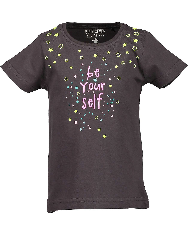 T-Shirt für Mädchen, leuchtet im Dunkeln, BLUE SEVEN | myToys