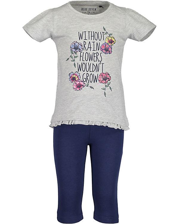 d659ecb45541d0 Set T-Shirt+ Caprileggings für Mädchen