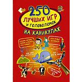 """Сборник """"250 лучших игр и головоломок на каникулах"""""""