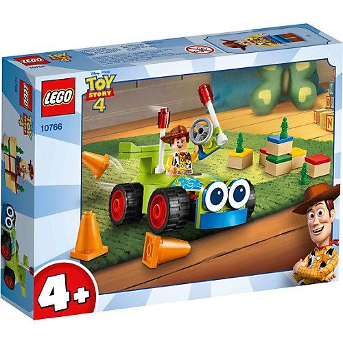 Конструктор LEGO Toy Story 4 10766: Вуди на машине от LEGO
