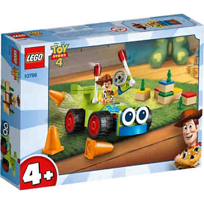 LEGO® 10766 Juniors Toy Story 4: Woody & Turbo
