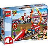 Конструктор LEGO Toy Story 4 10767: Трюковое шоу Дюка Бубумса