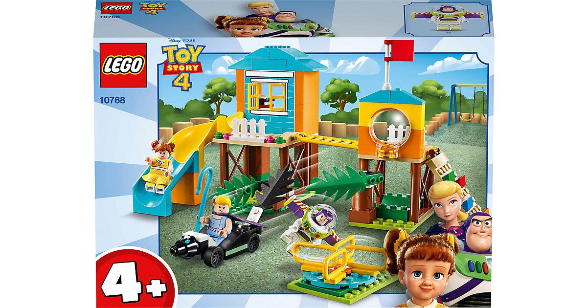 LEGO® Juniors 10768 Toy Story 4: Buzz & Porzellinchens Spielplatzabenteuer