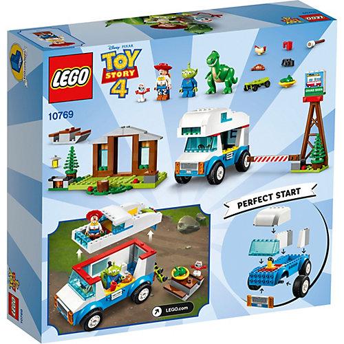 Конструктор LEGO Toy Story 4 10769: Весёлый отпуск от LEGO